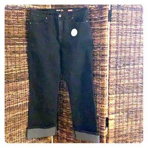 Style and Co jeans. Size 12 short / cuffed